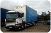 Freight Haulage Scotland UK